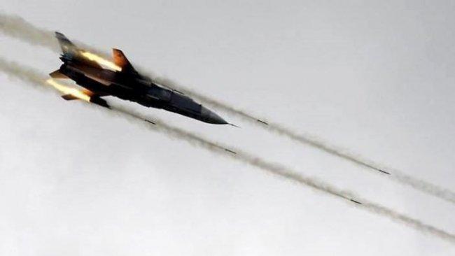 Deyr ez Zor'da İran yanlısı milislere hava saldırısı: 16 Ölü