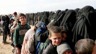 Haseki'deki El Hol Kampı'ndan kaçmaya çalışan 25 çocuk boğularak öldü, iddiası