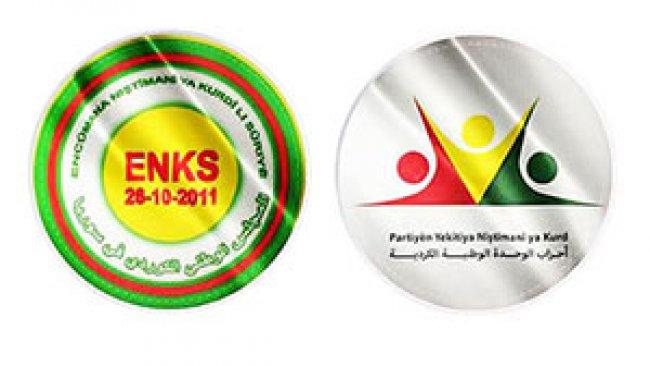 Rojava'da ENKS ve PYNK görüşmelerinde 3'üncü aşama hazırlığı