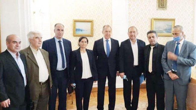 Rusya'dan Rojava heyeti ile yapılan görüşmeye ilişkin açıklama