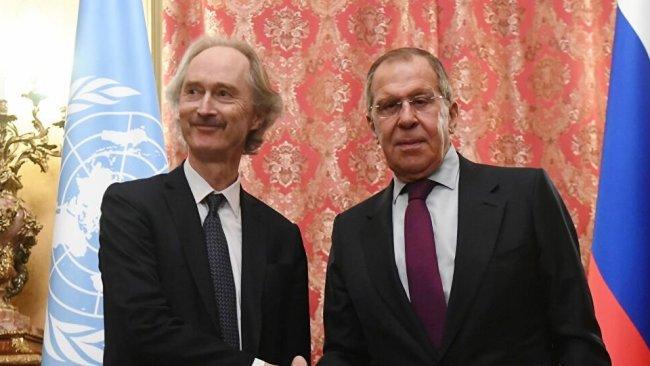 Rusya'dan Suriye Anayasa Komitesi mesajı