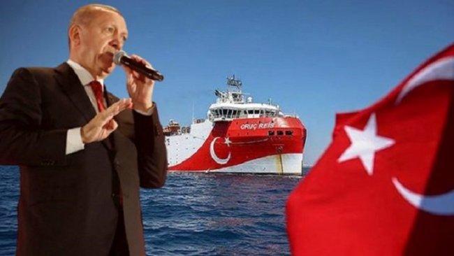Türkiye'den Doğu Akdeniz'de geri adım: 'Masaya otururuz'
