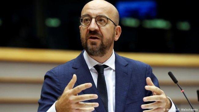 Avrupa Konseyi Başkanı'ndan Türkiye ve Doğu Akdeniz açıklaması