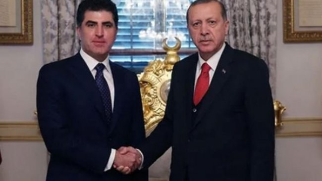 Başkan Neçirvan Barzani, Erdoğan'la görüşecek