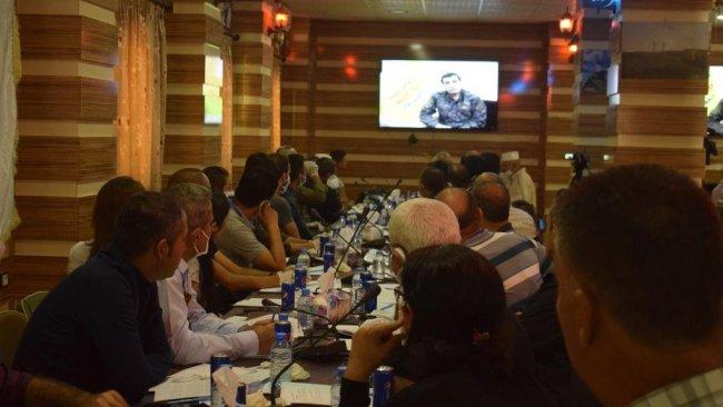Mazlum Abdi: Düşman, Kürt halkını karşı karşıya getirmeye çalışıyor