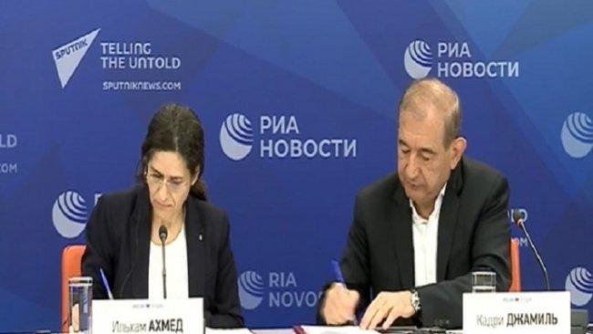 Kadri Cemil: Anlaşmamız MSD'ye Cenevre yolunu açacak