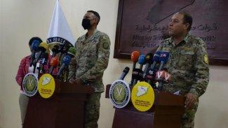 Koalisyon Sözcüsü Caggins'in Rojava'daki görevi sona erdi
