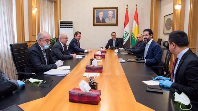 Kürdistan Bölgesi'nden bir heyet Bağdat'a gidiyor: 'Taraflar sıkı bir müzakereye başlayacak'