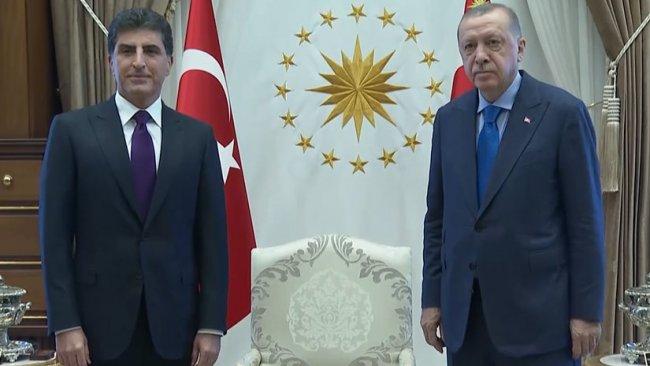 ''Erdoğan, Barzani'ye PKK'ye yönelik operasyonlar konusunda söz verdi''