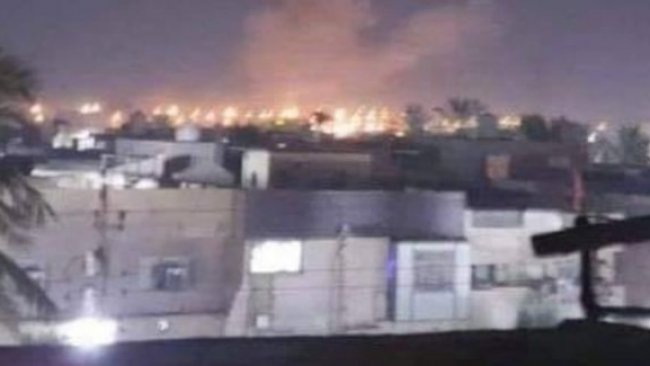 Irak'da ABD askeri konvoyuna saldırı