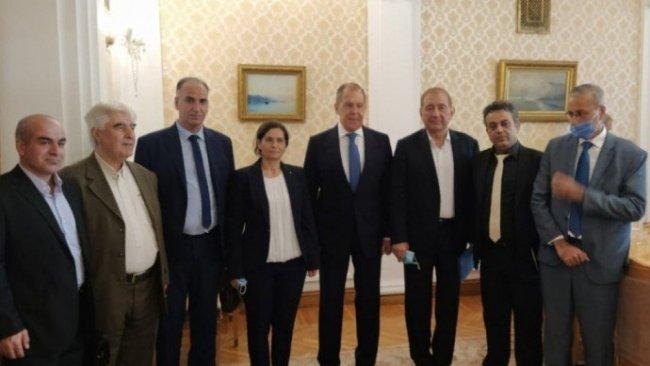 'Moskova'daki fotoğraf Türkiye ve ABD'ye mesaj'