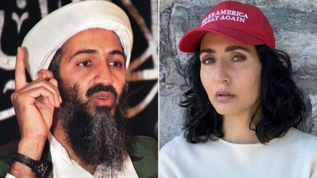Usame Bin Ladin'in yeğeninden Trump'a destek