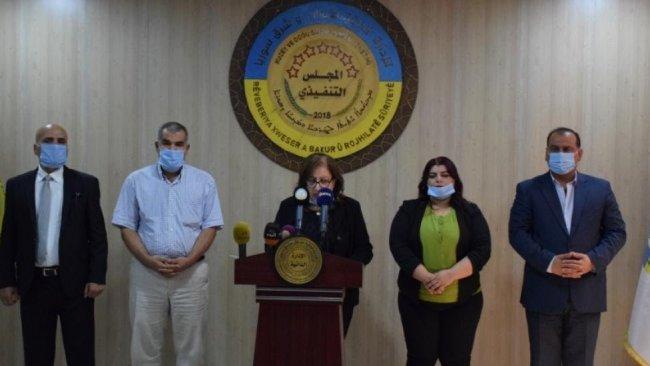 Özerk Yönetim: 'Demokratik Suriye için barış mücadelemiz devam edecek'