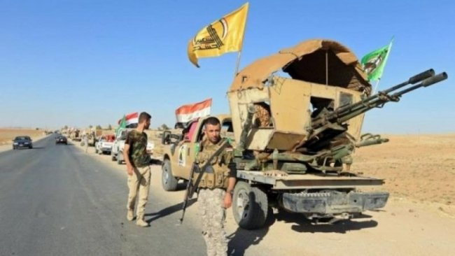 Haşdi Şabi'den Hanekin'de 'güvenlik bölgesi' ilanı
