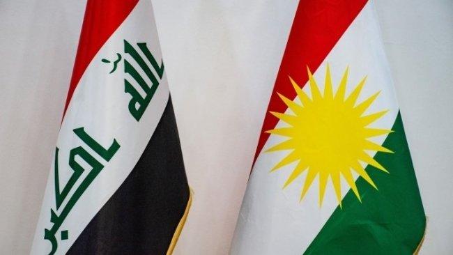 Kürdistan Bölgesi Hükümeti heyeti Bağdat'ta