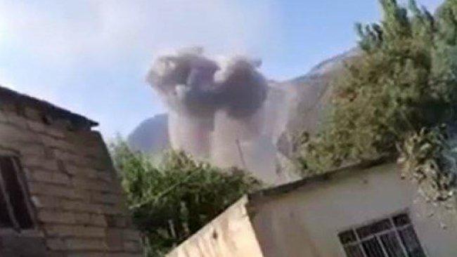 Türk Savaş Uçakları Kani Masi'yi bombaladı
