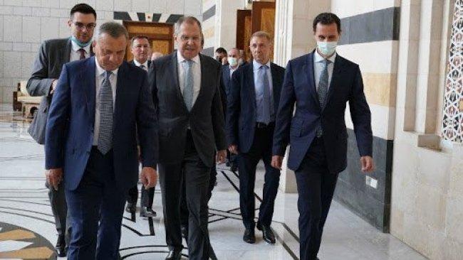 Dr. Kerim Has: 'Lavrov, Kürtler konusunda Esad'ı ikna için Şam'daydı'