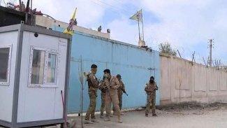 Hesekê cezaevindeki IŞİD tutukluları isyan çıkardı