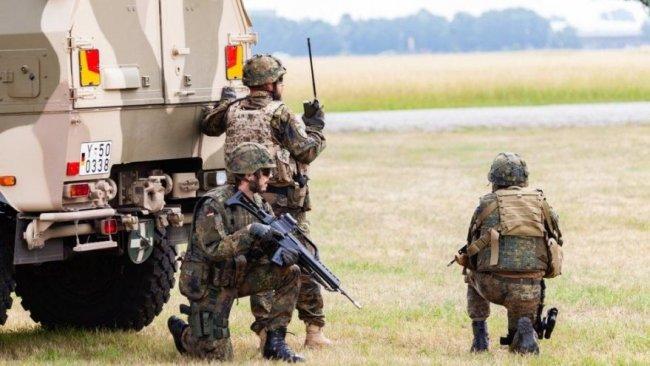 Almanya Irak'taki asker sayısını düşürmeye hazırlanıyor