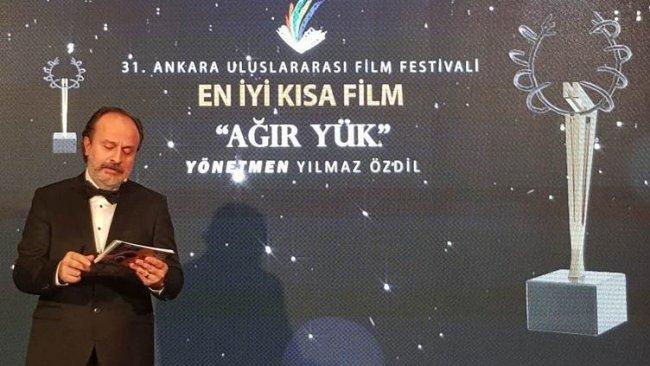 Ankara Uluslararası Film Festivali'nde Kürtçe filme ödül