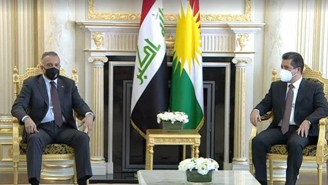 Kazımi: Erbil ziyaretimiz yeni ve güçlü bir temel atmak istediğimizin göstergesi