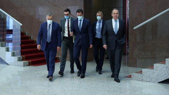 Şam'a Rus çıkarması ne anlama geliyor?