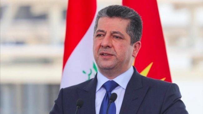 Başbakan Barzani: Kürdistan halkı, Peşmerge ve özgürlük yolu savaşçılarının direnişine destek verdi