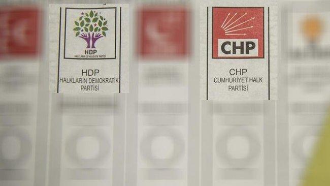 ''CHP'de 'seçimde HDP ile resmi ittifak yapabilir miyiz' tartışması var''