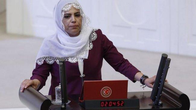 HDP Diyarbakır Milletvekili Remziye Tosun'a 10 yıl hapis cezası