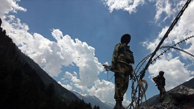 Hindistan ve Çin sınır birliklerinin geri çekilmesi konusunda anlaştı