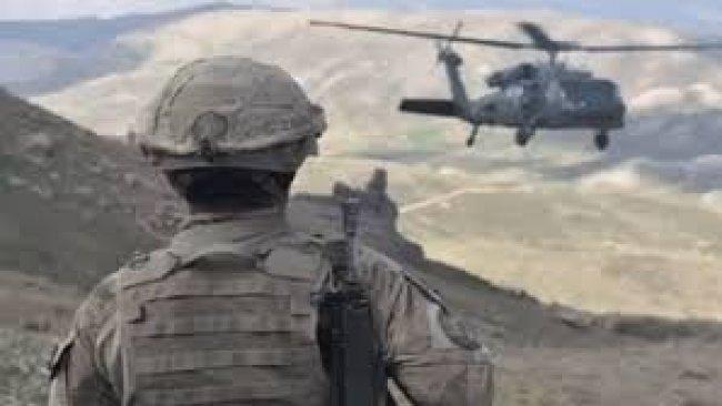 Van'da çatışma: Üç asker hayatını kaybetti