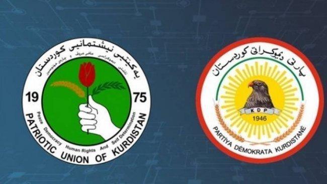 KDP ve YNK seçim büroları 'erken seçim' gündemiyle toplandı