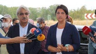 Demirtaş'la görüşen HDP liderlerinden açıklama