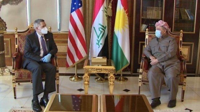 ABD Büyükelçisi: Kürdistan Bölgesi ABD için önemli merkezlerden biri