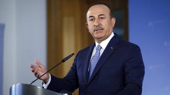 Çavuşoğlu'ndan Rusya'ya 'Rojava' tepkisi