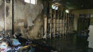 Halepçe arşivlerinin yakılması ve KDP'ye saldırı