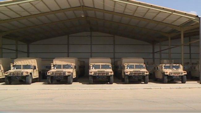 ABD'den Peşmerge'ye 250 milyon dolarlık askeri destek