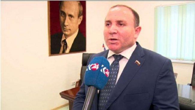 Rusya'da Kürt siyasetçi 3'üncü kez parlamentoya seçildi