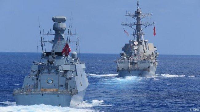 Türkiye'den Akdeniz'de yeni NAVTEX ilanı