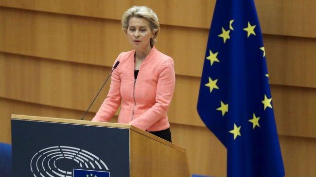 AB Komisyonu Başkanı'ndan 'Türkiye' açıklaması