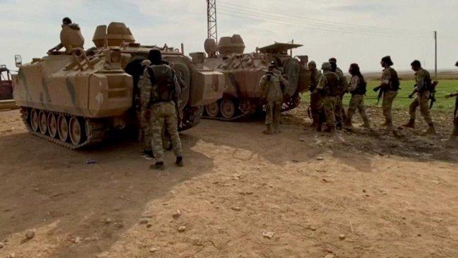 'Türkiye Afrin ve Serekaniye'de yükümlülüklerini ihlal etti'
