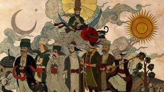 Uygarlık,  Mitoloji ve  Din!