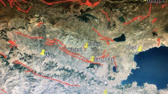 Deprem uzmanı Naci Görür, Muş depreminin ardından uyardı: Bu fay stres biriktiriyor