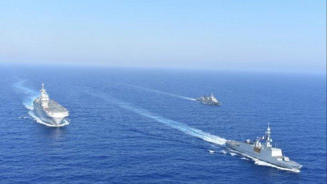 Fransa, destek için Doğu Akdeniz'de yeni bir fırkateyn konuşlandıracak