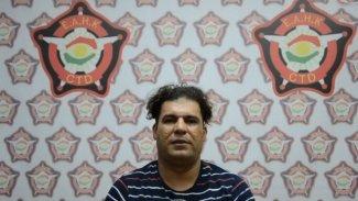Kürt ailenin katili Erbil'de yakalandı
