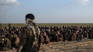 ABD: IŞİD, DSG'nin elindeki binlerce üyesini kaçırmayı hedefliyor