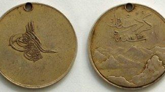 Osmanlı padişahının 'Kürdistan Madalyası' Moskova Müzesi Arşivi'nde