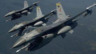 TSK'dan Amedi kırsalına bombardıman