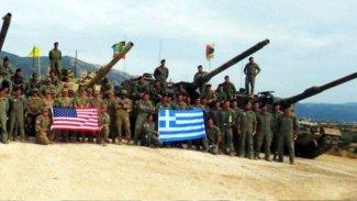 ABD ve Yunanistan'dan Türkiye sınırında tatbikat