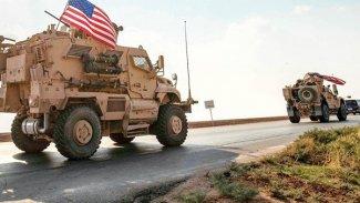 ABD'den Rojava'ya radar ve zırhlı araç sevkiyatı